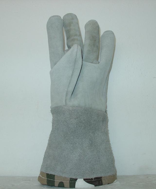 Γάντια σαγρέ ελαστικά 40cm. Εισαγωγής.