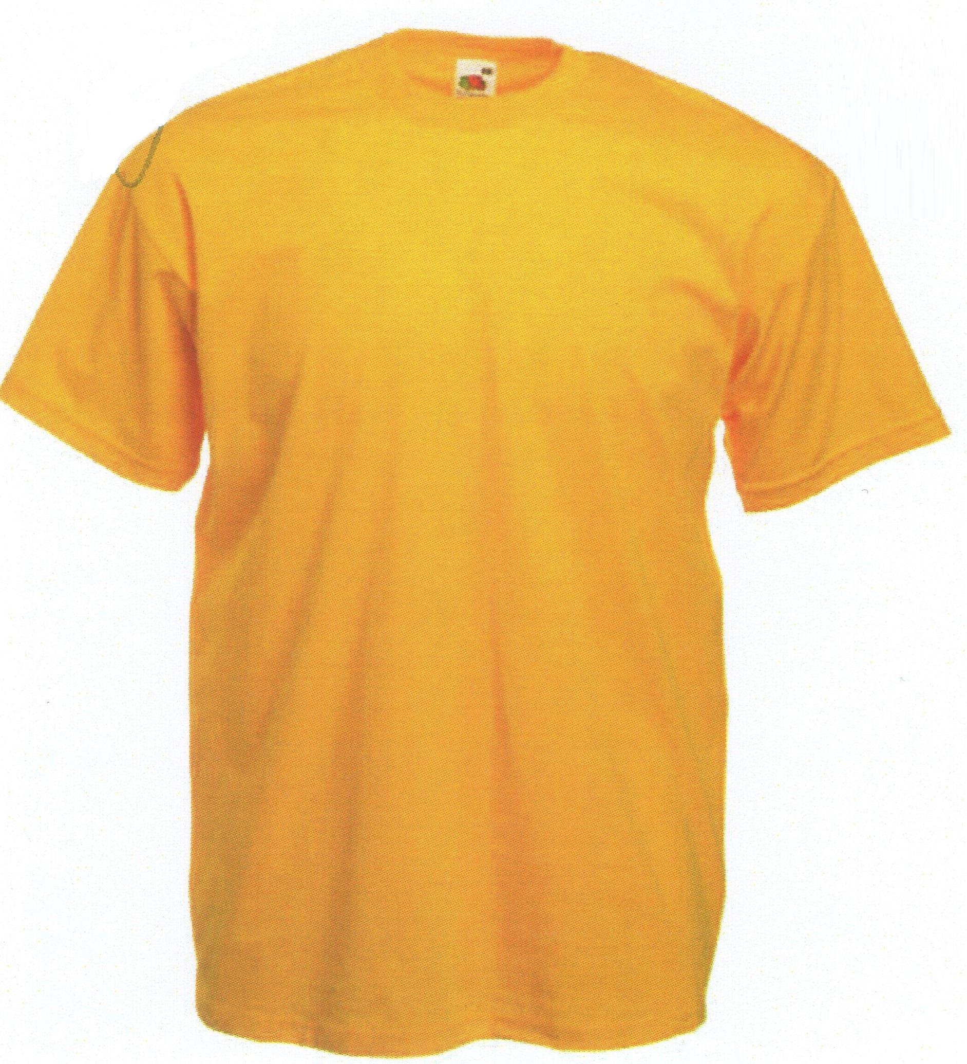 Το πιο δημιοφιλές T-Shirt για εξαιρετική ποιότητα και ανταγωνιστική τιμή! Μεσαίου βάρους νήμα,  Άψογη πλέξη για επιτυχημένη εκτύπωση, ευρεία χρωματική γκάμα. Λεπτομέρεια στο τελείωμα με λαιμό και μανίκι από Βαμβάκι & Λύκρα.