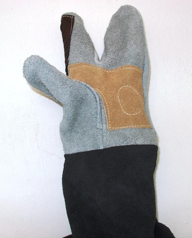 Γάντια δερμάτινα (κρούτα) ηλεκτροσυγκολλητή